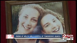 Authorities announce another search for missing Welch girls