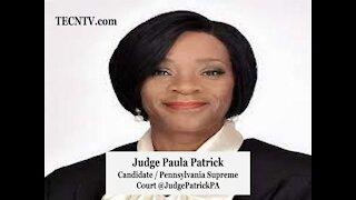 TECNTV.com / Pennsylvania Voters to Seize the Supreme Court with Judge Patrick
