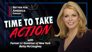 Better For America: Time to Take Action with Betsy McCaughey