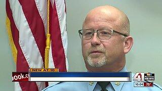 KCKPD Chief Zeigler announces retirement