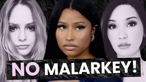 Nicki Minaj STANDS UP To Mob!