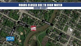 Flooding concerns back in Green Bay