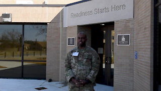 Sgt. Rohan Wright Equal Opportunity Leaders Course