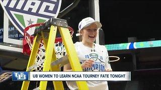 UB Bulls women's basketball team to learn fate tonight