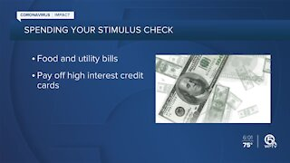 South Florida financial expert offers advice on using stimulus money