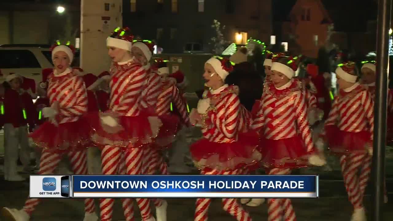 Oshkosh Holiday Parade 2019