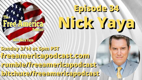 Episode 34: Nick Yaya