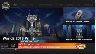 """League Of Legends"" World Championships"