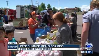 Kids Fest summer food program kicks off Tuesday in Aurora