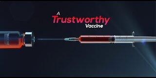 A Trustworthy Vaccine - Pfizer
