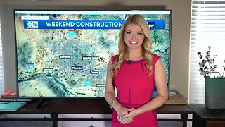 Weekend traffic restrictions in the Valley