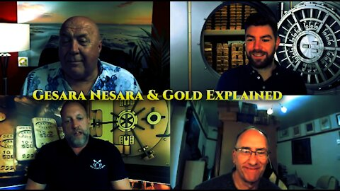 Gesara Nesara Gold Explained