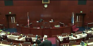 Nevada's legislative session set to begin