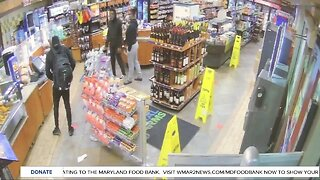 Royal Farms employee shot after suspect robs store