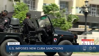 How the U.S. is responding to the Cuban protests