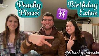 Peachy Pisces: Birthday Extra!