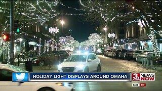 Holiday Light Displays Around Omaha