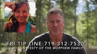 Husband of missing Colorado woman Suzanne Morphew arrested on first-degree murder charge