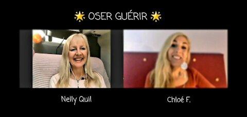 OSER GUÉRIR, ÊTRE SOI, VIVRE 🌟 avec Nelly Quil & Chloé F.