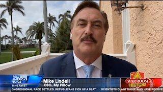 Steve Bannon interviews Mike Lindell