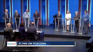 PolitiFact Wisconsin: Mahlon Mitchell, Matt Flynn claims