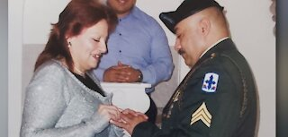 Caregiver program helps couple combat PTSD