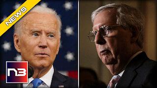 Mitch McConnell Slams Biden's Afghanistan 'Embarrassment'