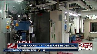 trade jobs needed