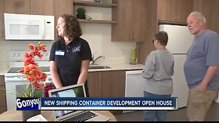 A look inside a new affordable housing project in Boise