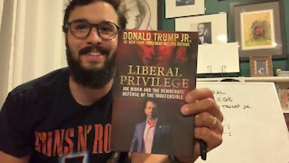 Rumble Book Club : Liberal Privilege by Donald Trump Jr.