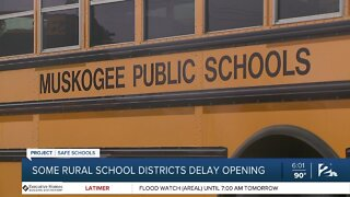 Green Country school districts re-evaluate reopening plans