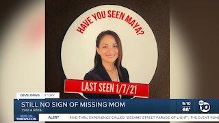 Chula Vista mom still missing, investigation continues