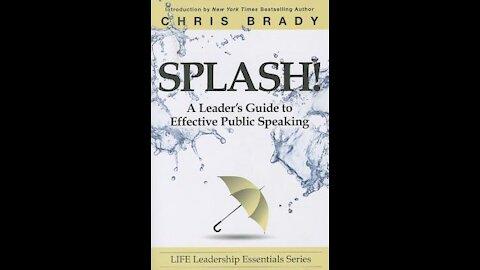 Book Review: SPLASH!