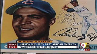 First African-American Reds player dead at 94