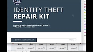 State helping people dealing with ID theft