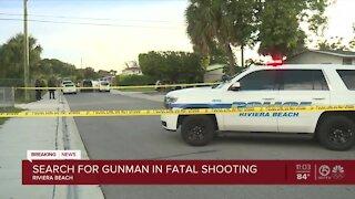 Woman fatally shot in Riviera Beach