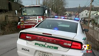 Police ID woman hit, killed by train in Dayton, Kentucky