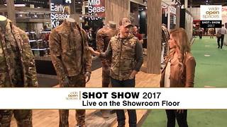 SHOT Show 2017 - Under Armour Hunt