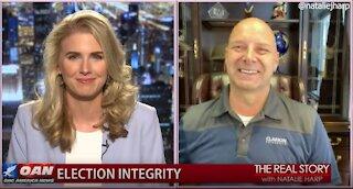 The Real Story - OANN Maricopa Audit Latest with Sen. Doug Mastriano