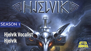 Aftershocks - Interview with Hjelvik