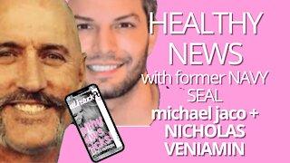 Nicholas Veniamin + Former CIA Michael Jaco Discusses Latest Updates