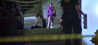 Police: 1 dead after shooting outside Las Vegas house party
