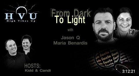 HVU WITH JASON Q, CANDI, KIDD, AND MARIA BENARDIS – 29 SEPTEMBER 2021