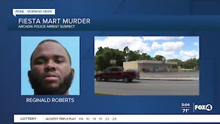 Man accused of murdering Arcadia store owner arrested