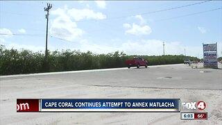 Cape Coral continues attempt to annex Matlacha