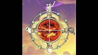 Ezekiel's Wheel- Part Three