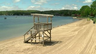 Two longtime Lake Geneva beach workers quit over concerns around reopening during pandemic