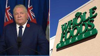Ford Calls Whole Foods 'Disgusting & Disgraceful' For Their Poppy Ban