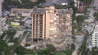 Colorado woman reportedly missing in Miami building collapse