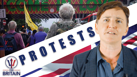 Protests: For Britain On The Road